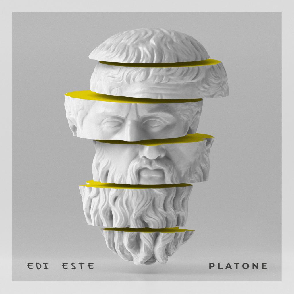 """Cover del singolo """"Platone"""""""